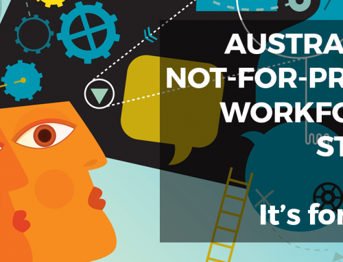 Australian Not-for-Profit Workforce Study launched